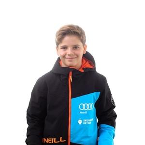 Benedikt Riel - Race